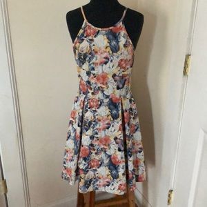 Floral Soprano dress